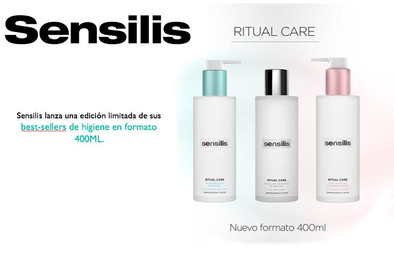 promoción sensilis tamaño limpieza facial farmacia almerimar farmactitud.es