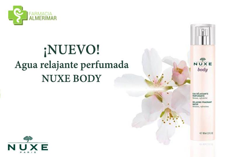 agua relajante perfumada nuxe body farmacia almerimar farmactitud.es
