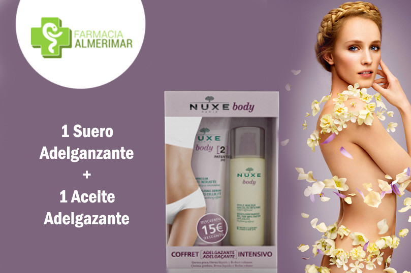 cofre nuxe body farmacia almerimar farmactitud.es