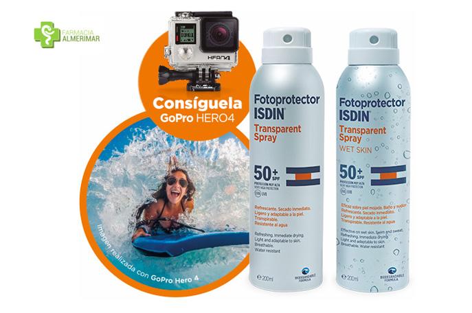 gopro promocion isdin farmactitud.es